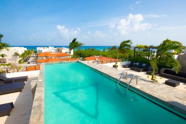Lat101 - Latitude20 101 - Condo Escape - Playa del Carmen - rentals