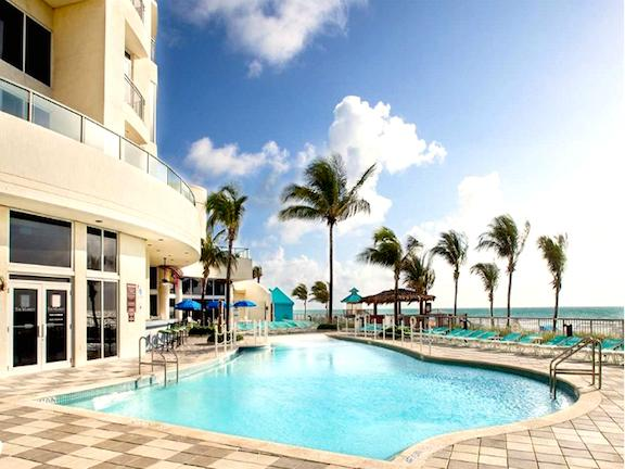 Ocean Point Resort - 2BR Direct Ocean front Beach Resort By The Hilton - Sunny Isles Beach - rentals