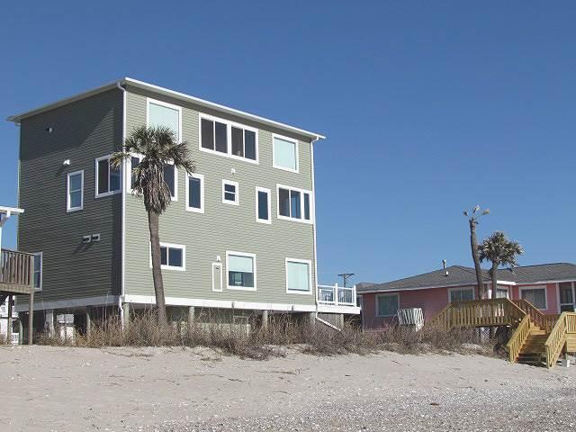 "314 Palmetto Blvd - ""Hannah's Choice"" - Image 1 - Edisto Beach - rentals"