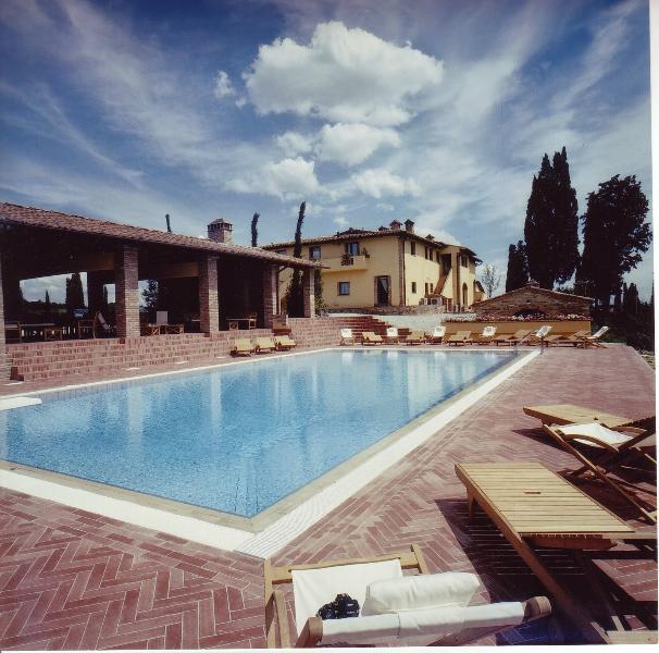 Villa il Guercino 8 - Image 1 - Montaione - rentals