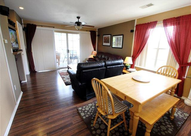 Fort Taneycomo - Fort Taneycomo- Updated 2 bedroom 2 bath condo located at Fall Creek Resort - Branson - rentals