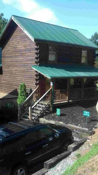 LICENSE TO CHILL - Image 1 - Pigeon Forge - rentals