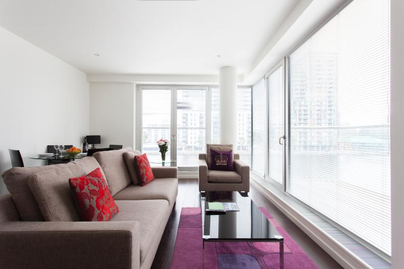 Living - Canary Wharf Apartments - London - rentals