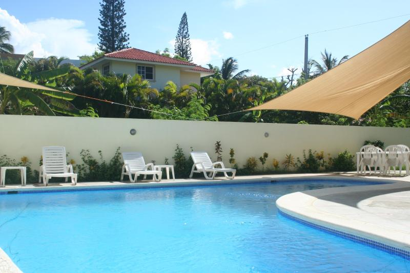 Pool - Beach two bedroom apartment with a/c - Puerto Plata - rentals