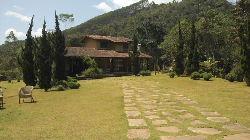 Sitio Villa Italiana - mountain house - nature - Image 1 - Domingos Martins - rentals