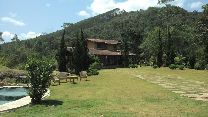 Sitio Villa Italiana - mountain house - nature - Image 1 - Domingos Martins - rentals