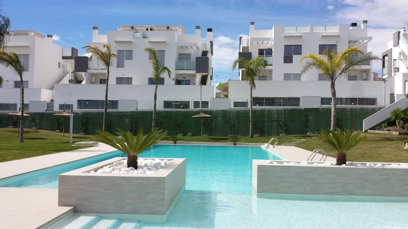 Swimming pool 1 - Costa Blanca Holiday apartment rental - Torrevieja - rentals