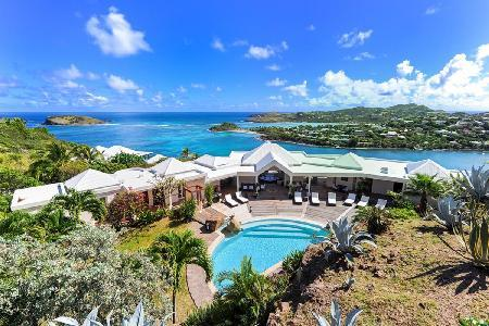 Alphane Estate with 2 pools surrounded by huge terrace & daily housekeeping - Image 1 - Mont Jean - rentals