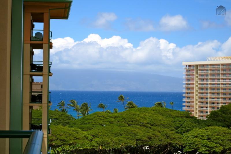 Incredible ocean views from the private lanai - perfect for pairing with a morning coffee or nightcap! - Ocean View @ Beachfront Honua Kai W/ Free Beach Chairs, Boogie Boards & More - Konea Oe at 820 Konea - Ka'anapali - rentals