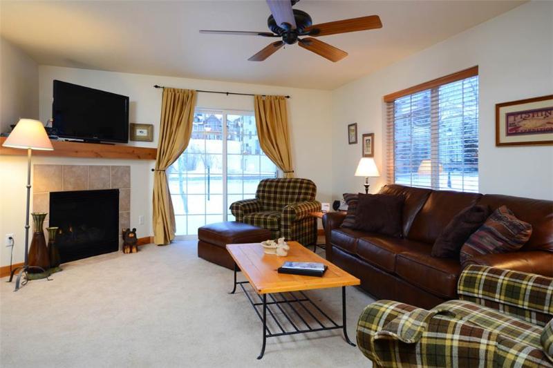 Villas at Walton Creek - V1414 - Image 1 - Steamboat Springs - rentals