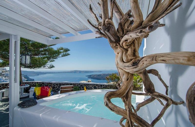 Morfes Residence-Private treasure in central area - Image 1 - Santorini - rentals