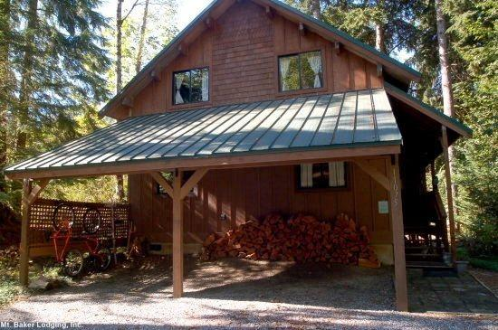 44MBR - 44MBR Rustic Cabin with Modern Charm near Mt. Baker - Glacier - rentals