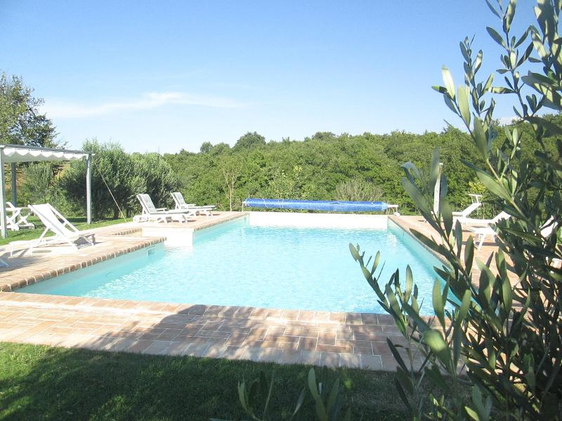 VILLA GLI OLIVI! From 8 to 18 PERFECT FOR GROUPS OR A FAMILY REUNION!! - Image 1 - Panicale - rentals