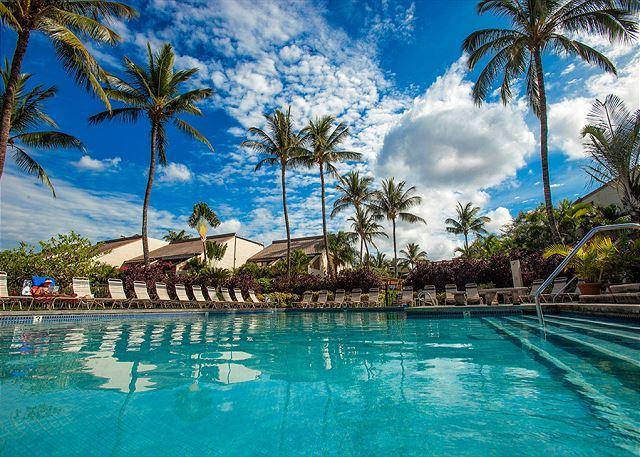 Maui Kamaole E-203: Poolside - Maui Kamaole E203 - 2B 2Bath Great Rates Sleeps 6 - Kihei - rentals