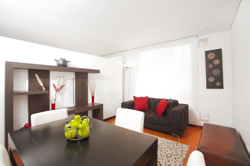 Cozy Studio in Chico Navarra - Image 1 - Bogota - rentals