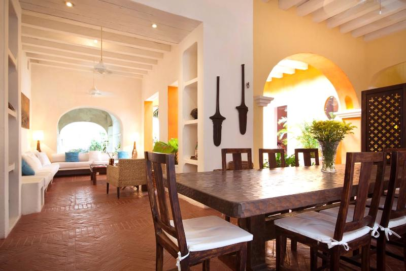 Stunning House in the Center of Old Town - Image 1 - Cartagena - rentals