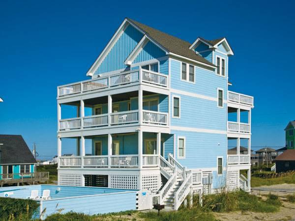 Becca's Beach Retreat - Image 1 - Rodanthe - rentals