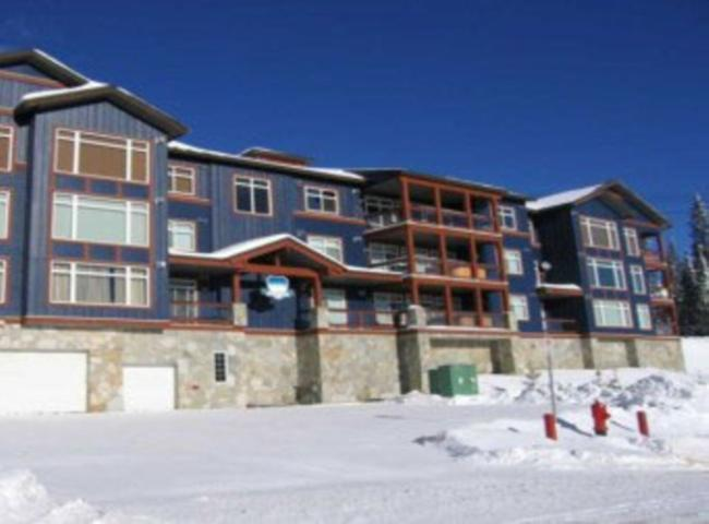 Glacier Lodge #206 GLACR206 - Image 1 - Big White - rentals