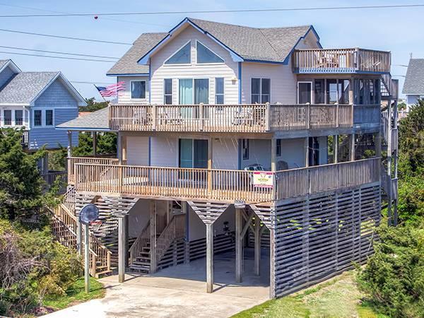 Buck's Beach House - Image 1 - Avon - rentals