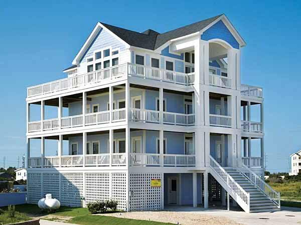 Cape Winds - Image 1 - Rodanthe - rentals