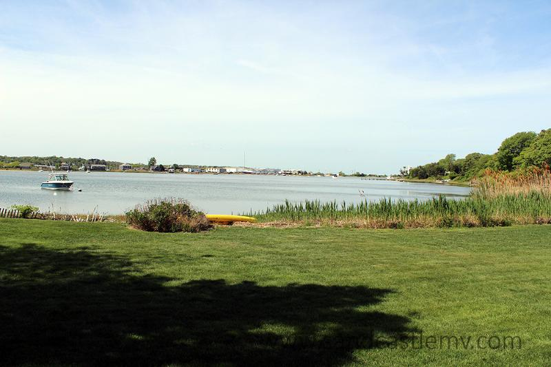 88 - WATERFRONT COTTAGE WITH LARGE YARD GREAT FOR SUMMER GAMES - Image 1 - Vineyard Haven - rentals