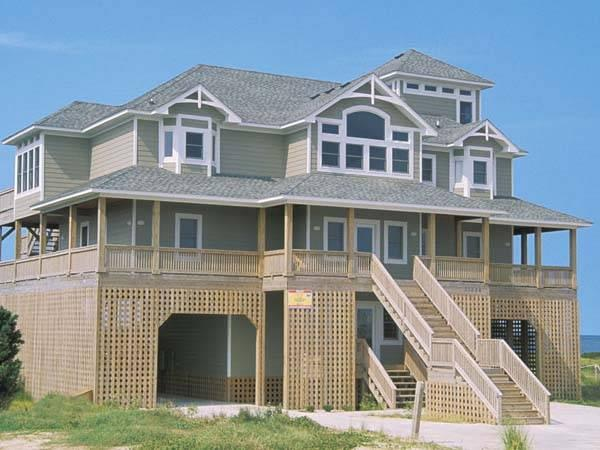 Waters Edge - Image 1 - Rodanthe - rentals
