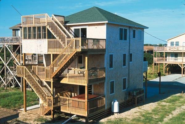 Gulls Nest - Image 1 - Avon - rentals