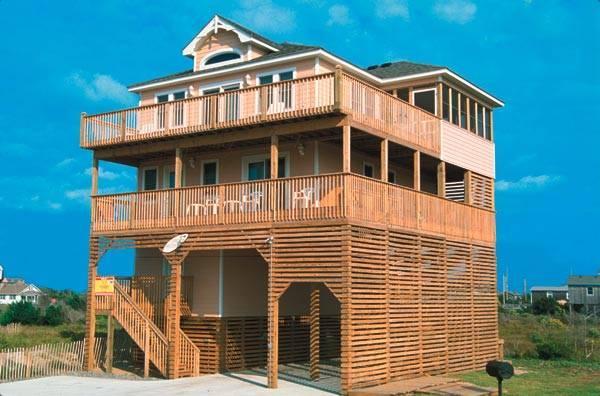 Sandy Britches - Image 1 - Rodanthe - rentals