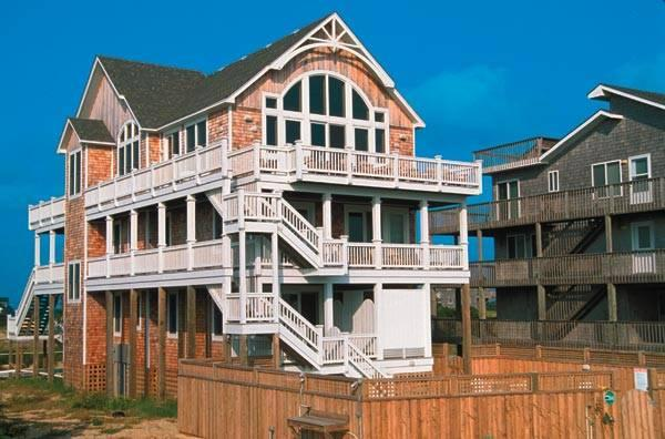 Monkey's Beach House - Image 1 - Avon - rentals