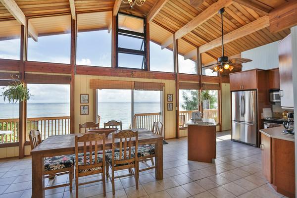 Waterfront Beach House - Waterfront Beach House - Hauula - rentals
