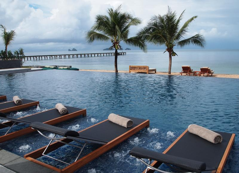 Beach Pool - Apartment at the Intercontinental Resort - Taling Ngam - rentals