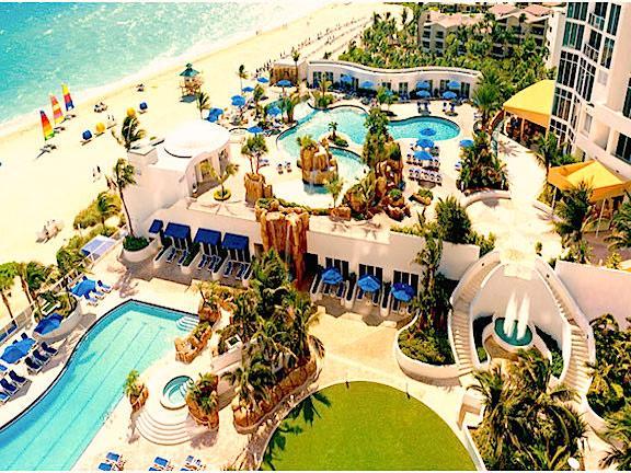 Trump International Beach Resort - Trump Hotel Ocean front Beach Studio 50%OFF Hotel - Sunny Isles Beach - rentals