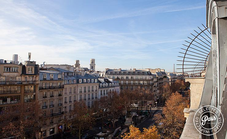 St Germain Rooftop - Image 1 - Paris - rentals