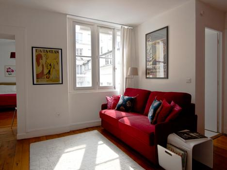 Vacation Apartment at Rue au Maire - Image 1 - Paris - rentals