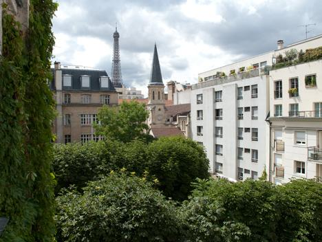 St. Dominique - 1 bedroom apartment with Eiffel Tower view - sleeps 4 - Image 1 - Paris - rentals