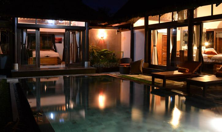 General view - Nirvana Villas, Luxury 2 Bedroom Villa, Ubud - Ubud - rentals