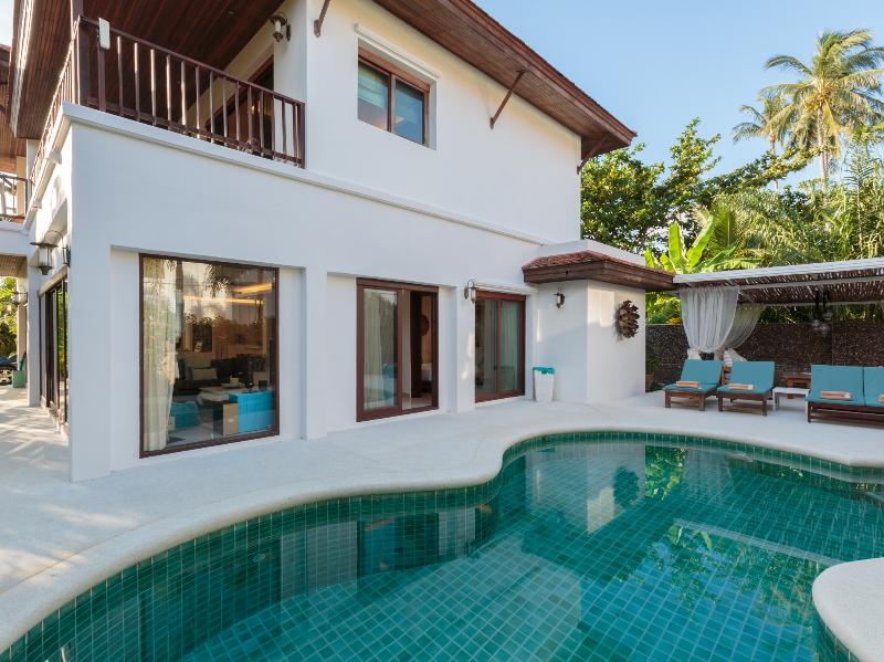Baan Fah Sai Luxury 4 Bedroomed Beach Villa - Baan Fah Sai 4 Bedroomed Luxury Beach  Villa - Koh Samui - rentals