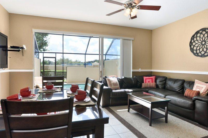 Magical Dreams | Upgraded Townhome with Granite Countertops, Mickey Mouse Themed Bedroom & Private Screened Splash Pool - Image 1 - Orlando - rentals