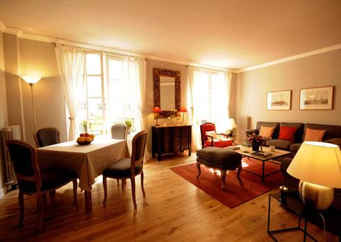 Ile St. Louis - 1 Bedroom 1 Bath (3747) - Image 1 - Paris - rentals