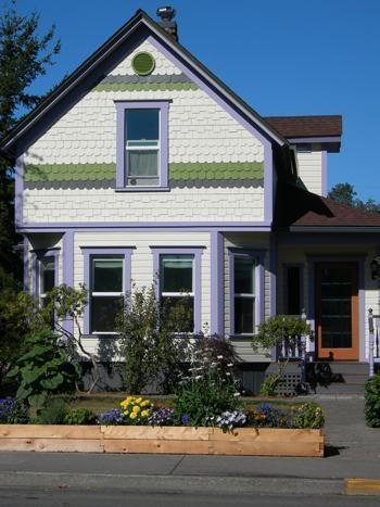 Exterior - Etta's Place Suites - Couple's Historic Retreats - Friday Harbor - rentals