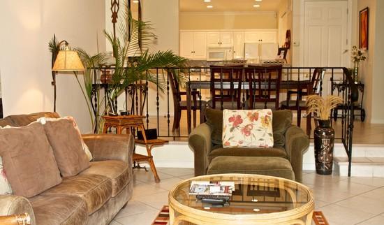 living room - Los Suenos Resort Colina 15C - Herradura - rentals