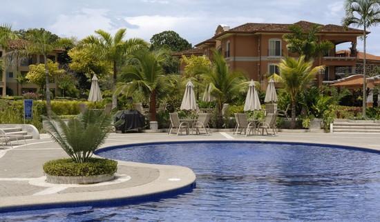 Del mar Pool - Los Suenos Resort Bay Residence 8C - Herradura - rentals