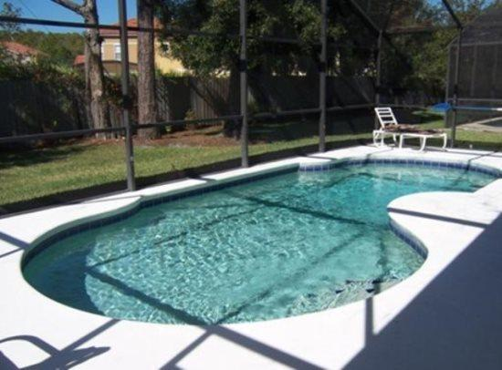 4 Bedroom 3 Bath Pool Home Near Disney. 1029LBD - Image 1 - Orlando - rentals