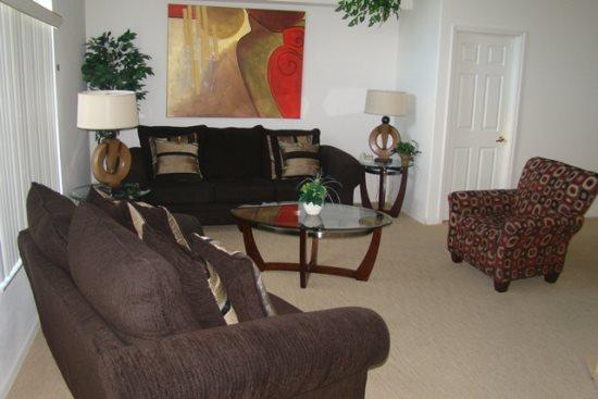 Beautiful 4 Bedroom 3 Bath Pool Home Near Disney. 139SOL - Image 1 - Orlando - rentals