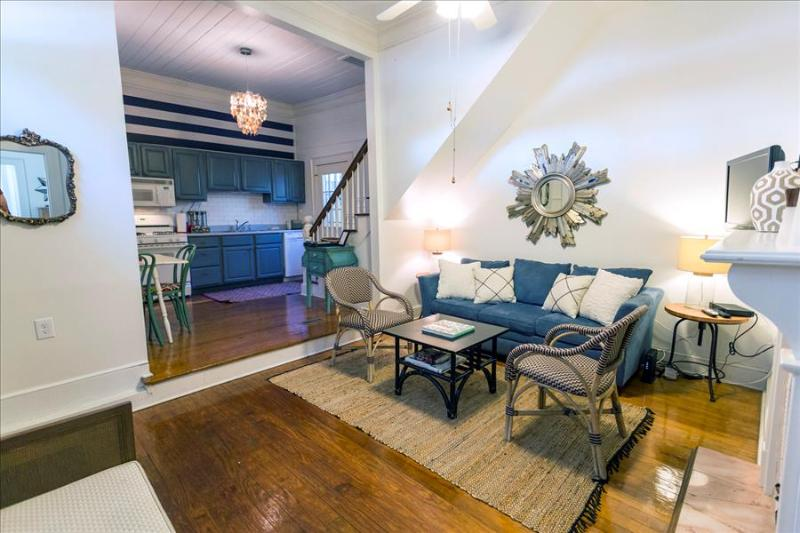 Juniper Cottage - Image 1 - Savannah - rentals