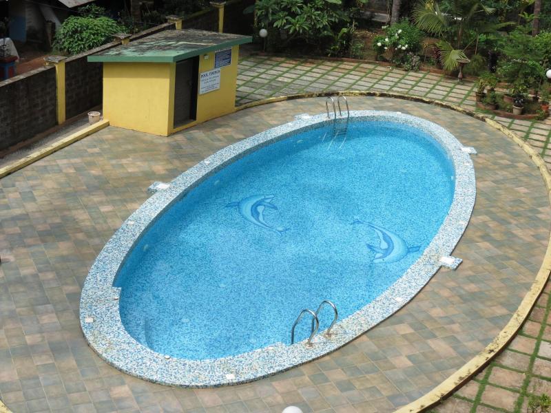Apartment overlooks pool - 06) SPACIOUS APT ARPORA sleep 6 & WiFi - Arpora - rentals