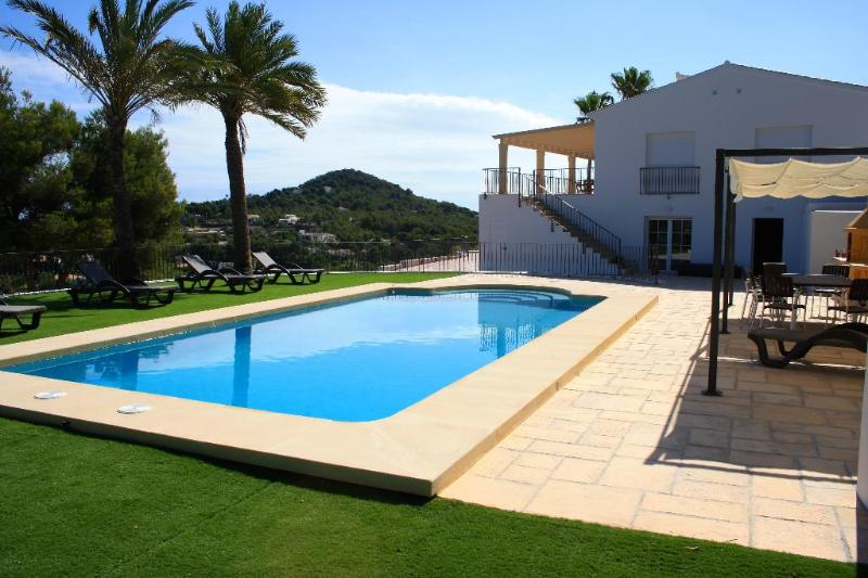 5 bedroom Villa in Javea, Alicante, Spain : ref 2271958 - Image 1 - Benitachell - rentals