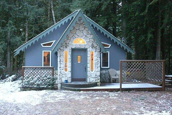 60GS - 60GS Perfect Cabin for 2 near Mt. Baker with a Private Hot Tub - Glacier - rentals
