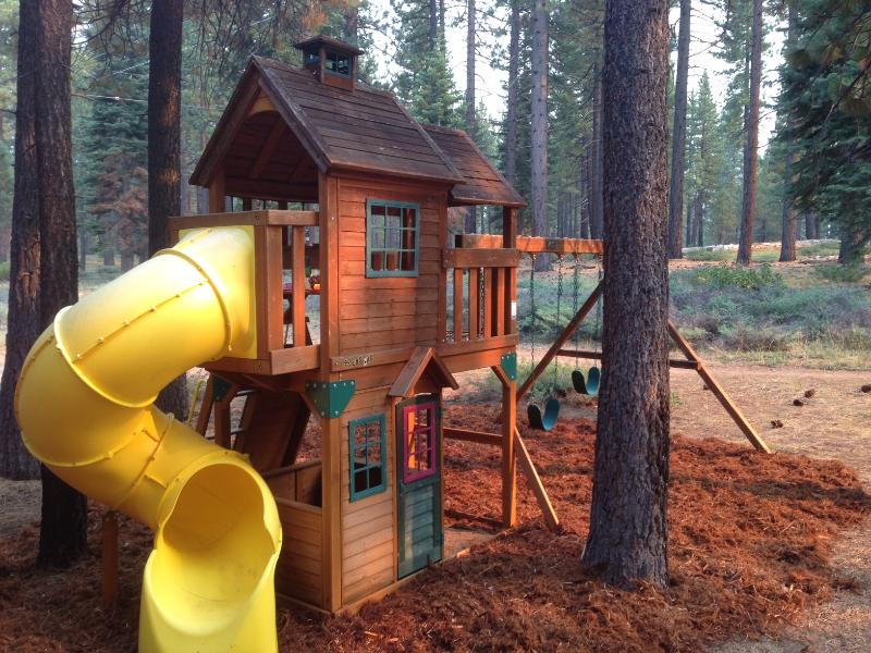 Kids Playhouse - New, Luxury, Family Friendly. Hot Tub, Jacuzzi, AC - South Lake Tahoe - rentals