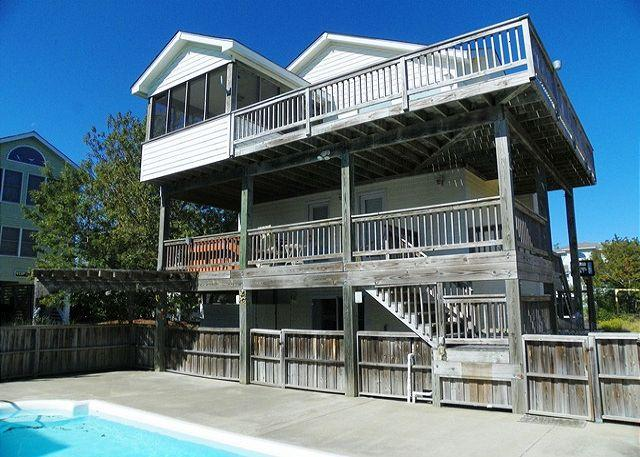 OS746- Beach Dreams - OS746- Beach Dreams - Corolla - rentals